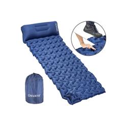 ONVAYA Isomatte Strandmatte und Isomatte, Liege, Campingmatte, Schlafmatte, Luftmatratze