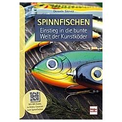 Spinnfischen. Dennis Siever  - Buch
