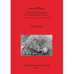Out of Place als Taschenbuch von Vera Zanoni