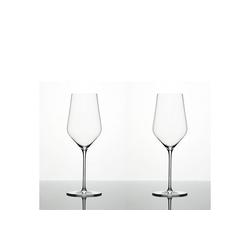 Zalto Weißweinglas Denk´Art Weißweinglas Mundgeblasen 2er Set (2-tlg)