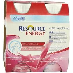 RESOURCE Energy Erdbeer/Himbeer 800 ml