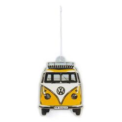 VW Collection by BRISA Autopflege-Set VW Bus T1, Zubehör für Auto gelb