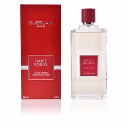HABIT ROUGE eau de toilette spray 200 ml