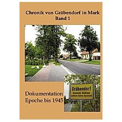 Chronik von Gräbendorf - Buch