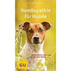 GU Homöopathie für Hunde von Dr. med. vet. Elke Fischer