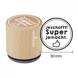 Woodies Stempel - Jeschafft! W09008