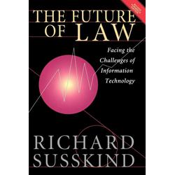 The Future of Law als Buch von Richard Susskind