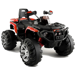 LEAN Toys Elektro-Kinderquad Quad ATV Supersport Red Thunder 12V Elektroquad, für Kinder Kinderfahrzeug Kinderquad
