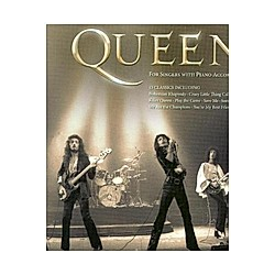 For Singers with Piano Accompaniment. Queen  - Buch