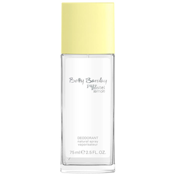 Betty Barclay Pure Pastel Lemon Deodorant Natural Spray Deodorant Spray 75ml für Frauen
