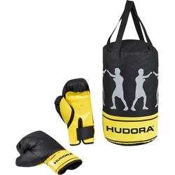 Hudora Boxsack Boxsackset Champion, 4 kg
