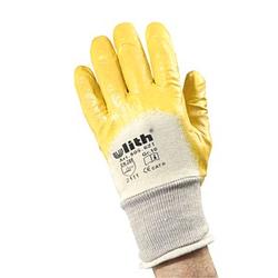 Ulith unisex Arbeitshandschuhe gelb Größe 8 12 Paar