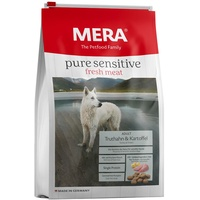 Mera pure sensitive fresh meat Truthahn & Kartoffel 12,5 kg