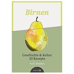Birnen, m. Poster