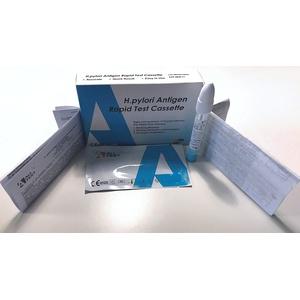 Helicobacter pylori Antigen Schnelltest Kassette (Stuhl) (Anzahl:1) CO2-Kompensiert