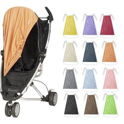 Sonnensegel Playshoes für alle Kinderwagen höchster UV-Schutz