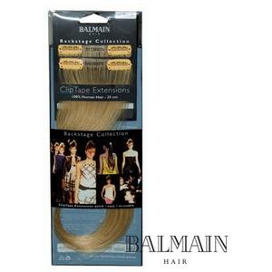 Balmain Clip Tape Extensions 25 cm Blackberry