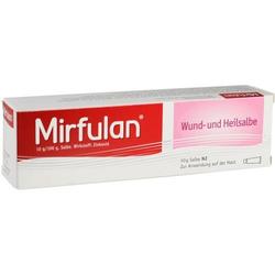MIRFULAN Wund- und Heilsalbe 50 g