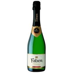 Sektkellerei Faber, Faber-Sekt Krönung halbtrocken- Flasche 750ml