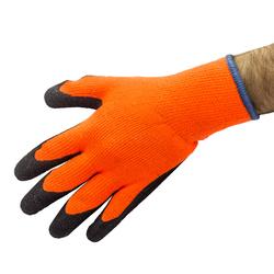 Arbeitshandschuhe Thermo Winter Handschuhe Gr. 9 - 11, Größe: 11