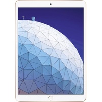 Apple iPad Air 3 (2019) mit Retina Display 10.5 256GB Wi-Fi + LTE Gold
