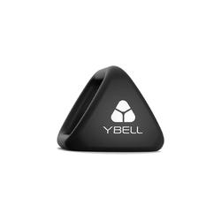 YBell XL 12kg, schwarz-weiß 4-in-1 Fitness Tool Kettlebell
