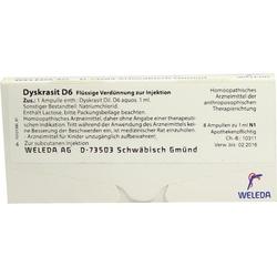 DYSKRASIT D 6