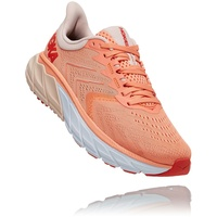 Hoka Arahi 5 Damen orange/weiß US 6   EU 37 1/3 2021 Laufschuhe