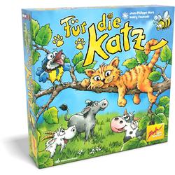 Zoch Spiel, Kinderspiel Für die Katz