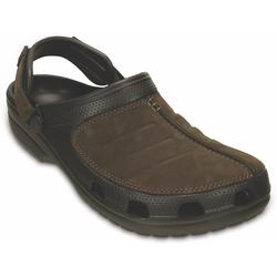 Crocs Clog Yukon Mesa M braun Herren Clogs Offene Schuhe