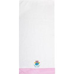 ADELHEID Handtücher Kleine Eule Handtuch (2-St), mit Bordüre und Stickerei
