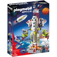 Playmobil Space Mars-Rakete mit Startrampe (9488)
