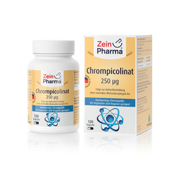 Chrompicolinat 250µg