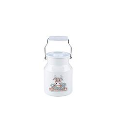 Riess Milchkanne Milchkanne mit Deckel Almliesel, 1.5 l, Milchkanne 1.5 l