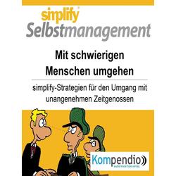 simplify Selbstmanagement: eBook von Rolf Meier