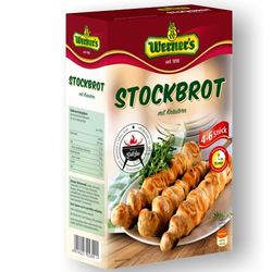 Stockbrot - Werner's