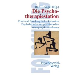 Die Psychotherapiestation: eBook von