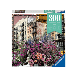 Ravensburger Puzzle Puzzle Flowers in New York, 300 Teile, Puzzleteile