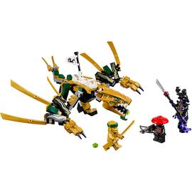 Lego Ninjago Goldener Drache 70666