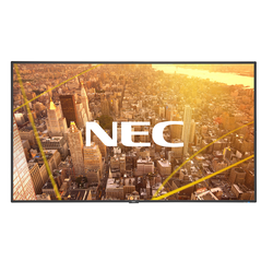 Nec MultiSync® C431 - 107,9 cm (43 Zoll) Edge-LED, AMVA3-Panel, 6x HDMI, DisplayPort, schwarz