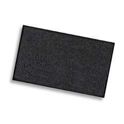 Nölle Schmutzfangmatte 90 x 150 cm schwarz-meliert - 796005