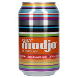 Cult Modjo Cider 4,5% 18x0,33 ltr.