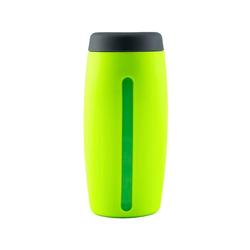 Kochblume Spülmittelspender Dosierspender, mit Sichtfenster grün