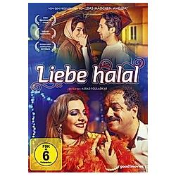 Liebe Halal - DVD  Filme
