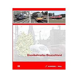 Eisenbahnatlas Deutschland - Buch