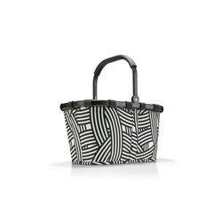 REISENTHEL® Einkaufskorb Einkaufskorb carrybag frame weiß