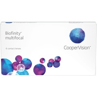 CooperVision Biofinity Multifocal, 6er Pack / 8.60 BC / 14.00 DIA / -3.50 DPT / D +1.00 ADD