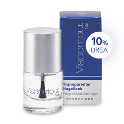 VISCONTOUR Nail hydratis.pflegender Nagellack 6 ml