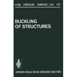 Buckling of Structures als Buch von