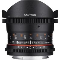 Samyang 12mm T3,1 Fisheye ED AS NCS VDSLR
